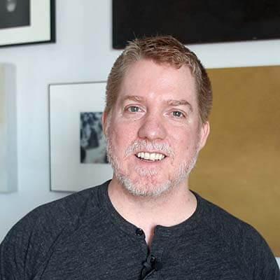 Jeff Tyack Portrait